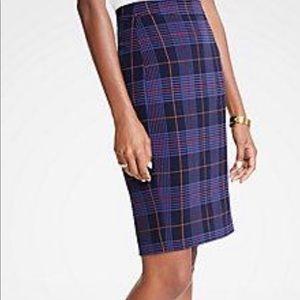 Anntaylor oop skirt